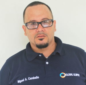Global Glimpse Team - Miguel A. Caraballo