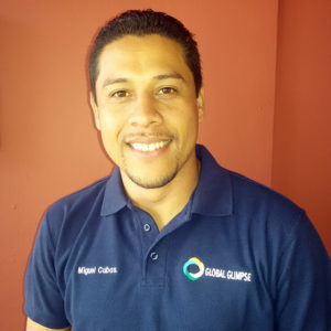 Global Glimpse Team - Miguel Cubas García