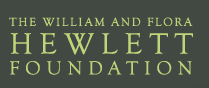 Donors and Partners - The William and Flora Hewlett Foundation Logo