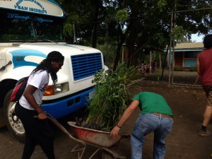 Community Action Project – Day 1