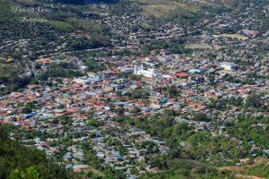 La ciudad de Matagalpa