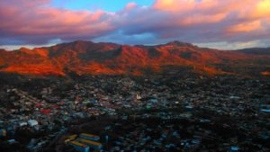 Matagalpa Sunset