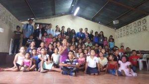 Visiting San Maria Sor