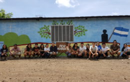 Completed Community Action Project - Matagalpa 1