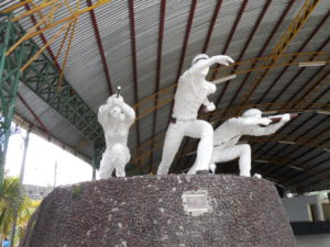 El Monumento de los Heroes y Maritires