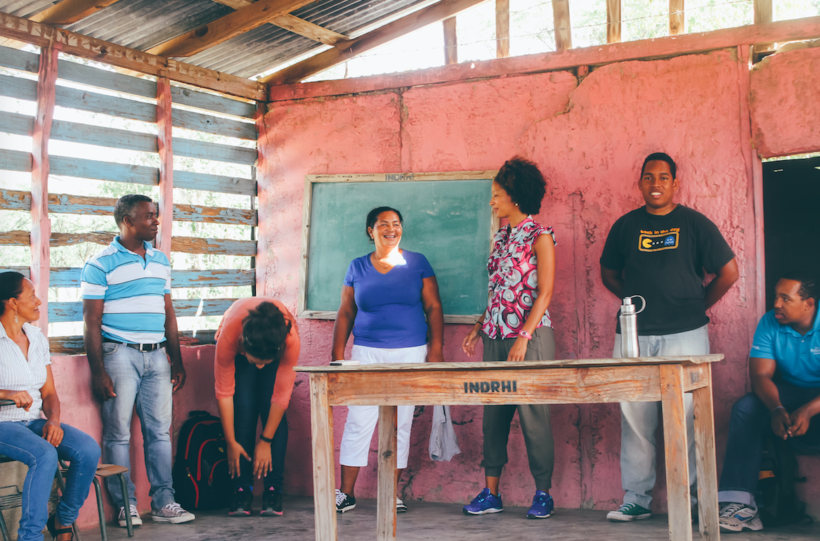 Aid and Development Day: A Day in Suarez