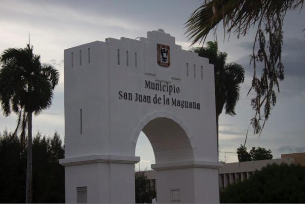 San Juan de La Maguana Return Flight Information