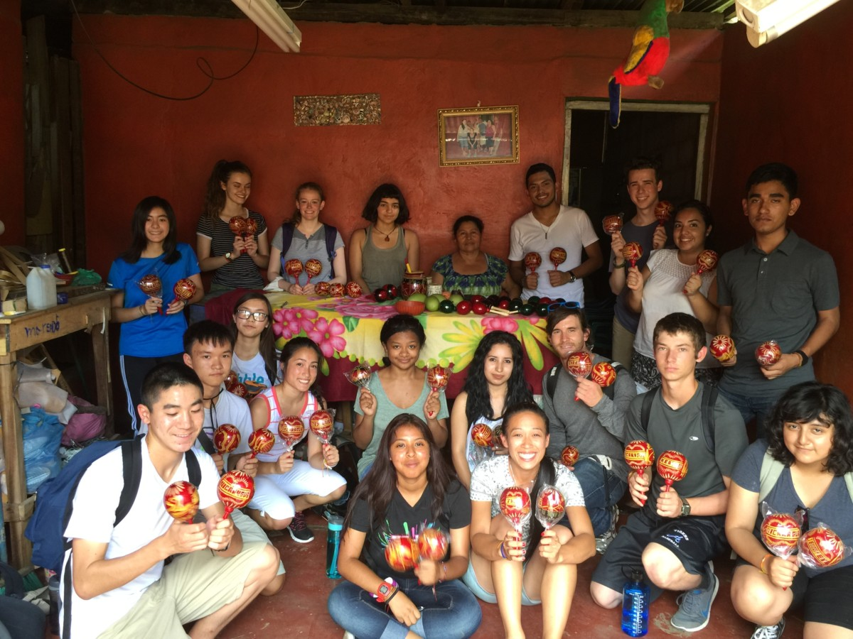 Day 3 – Maracas and Pottery Making!