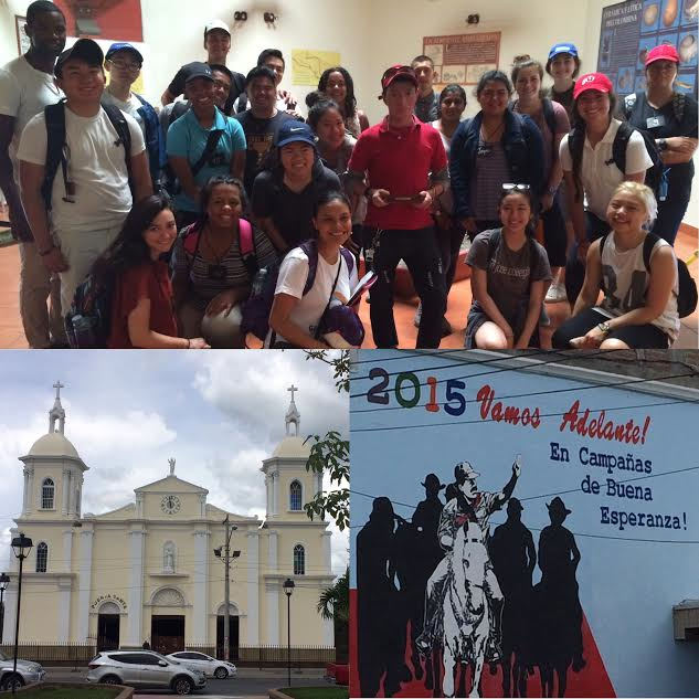 Day 2: History and Politics in Nicaragua