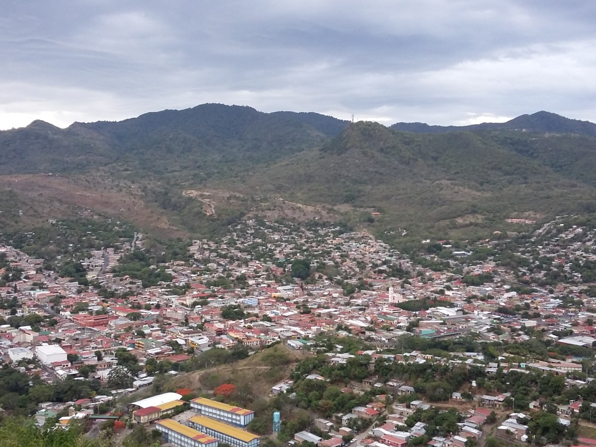 Getting to the beautiful Matagalpa