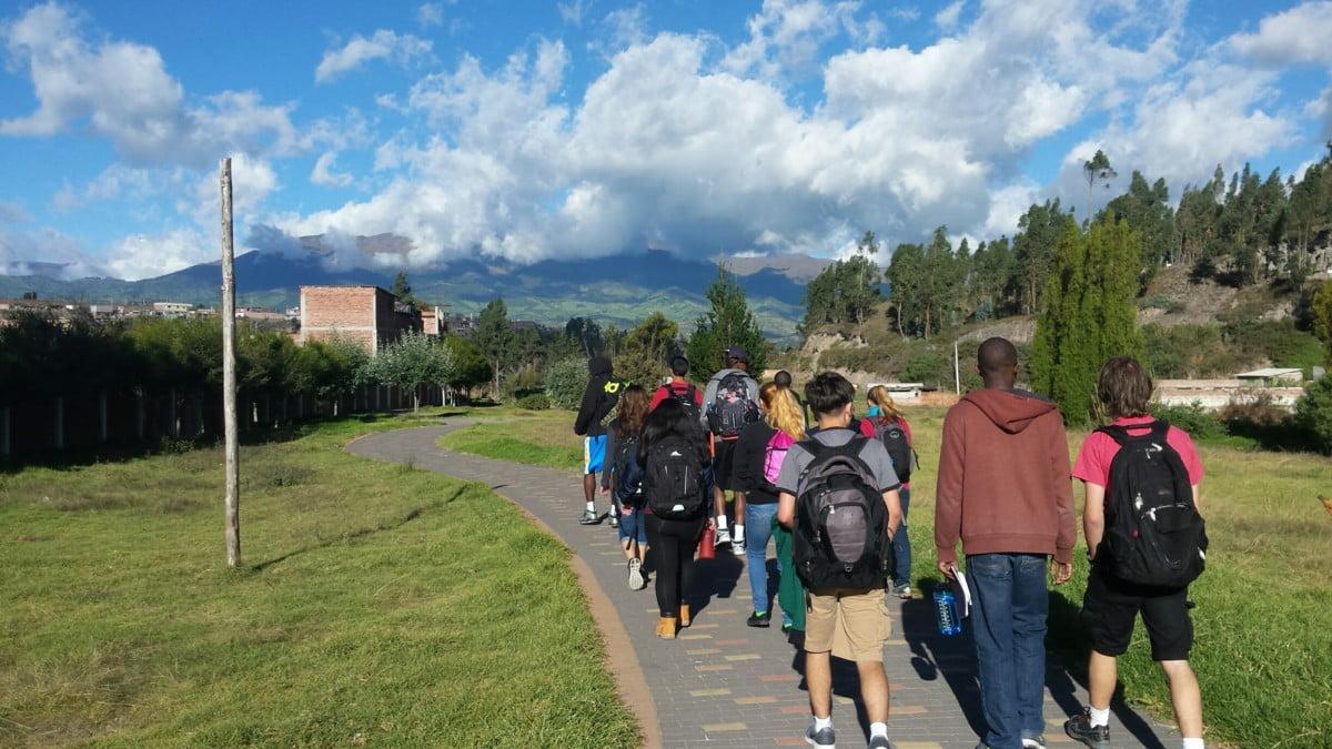 Riobamba, here we are!