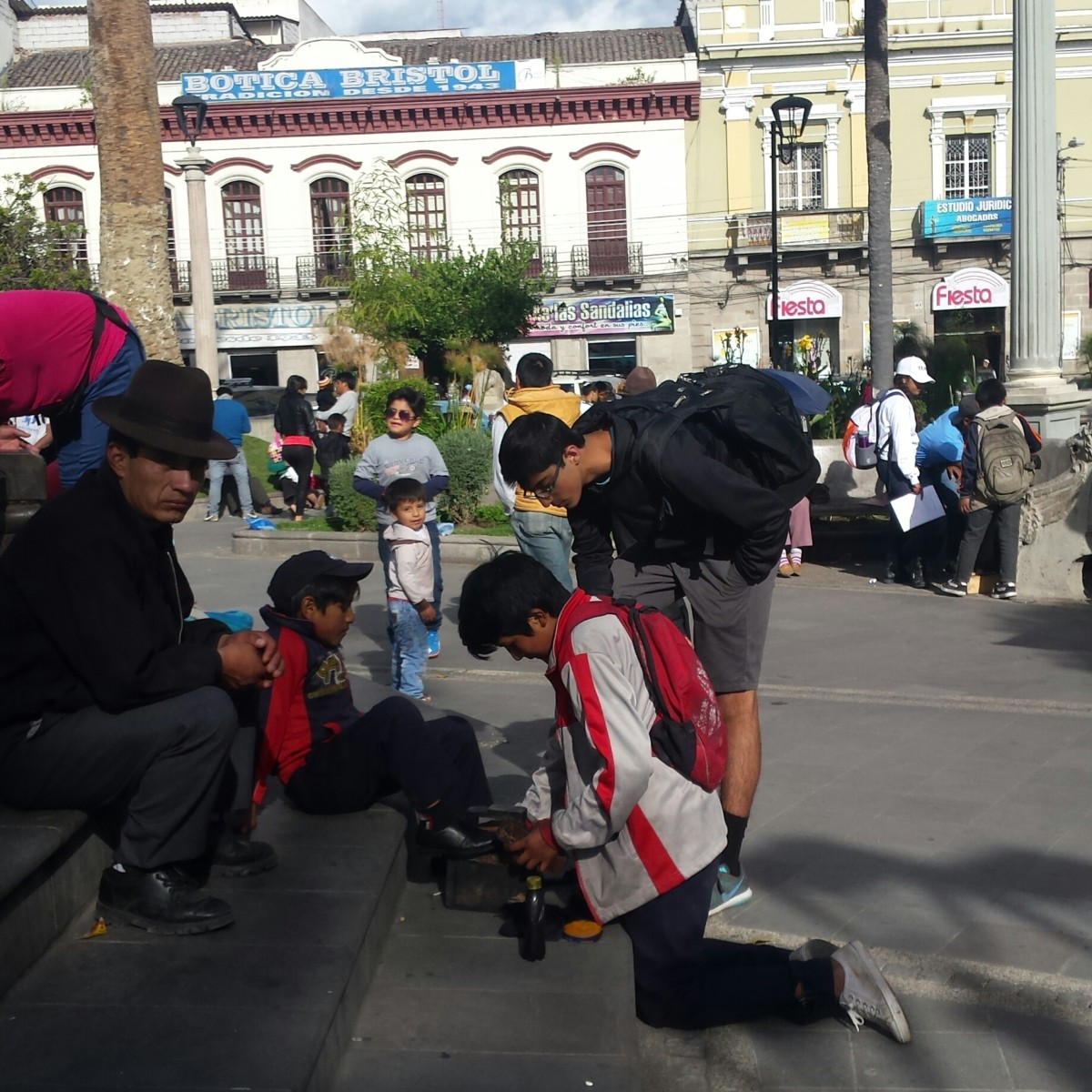 How the other half lives: Spending time in the shoes of Riobamba's Child Workers
