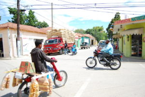 Bustling Streets of San Juan!