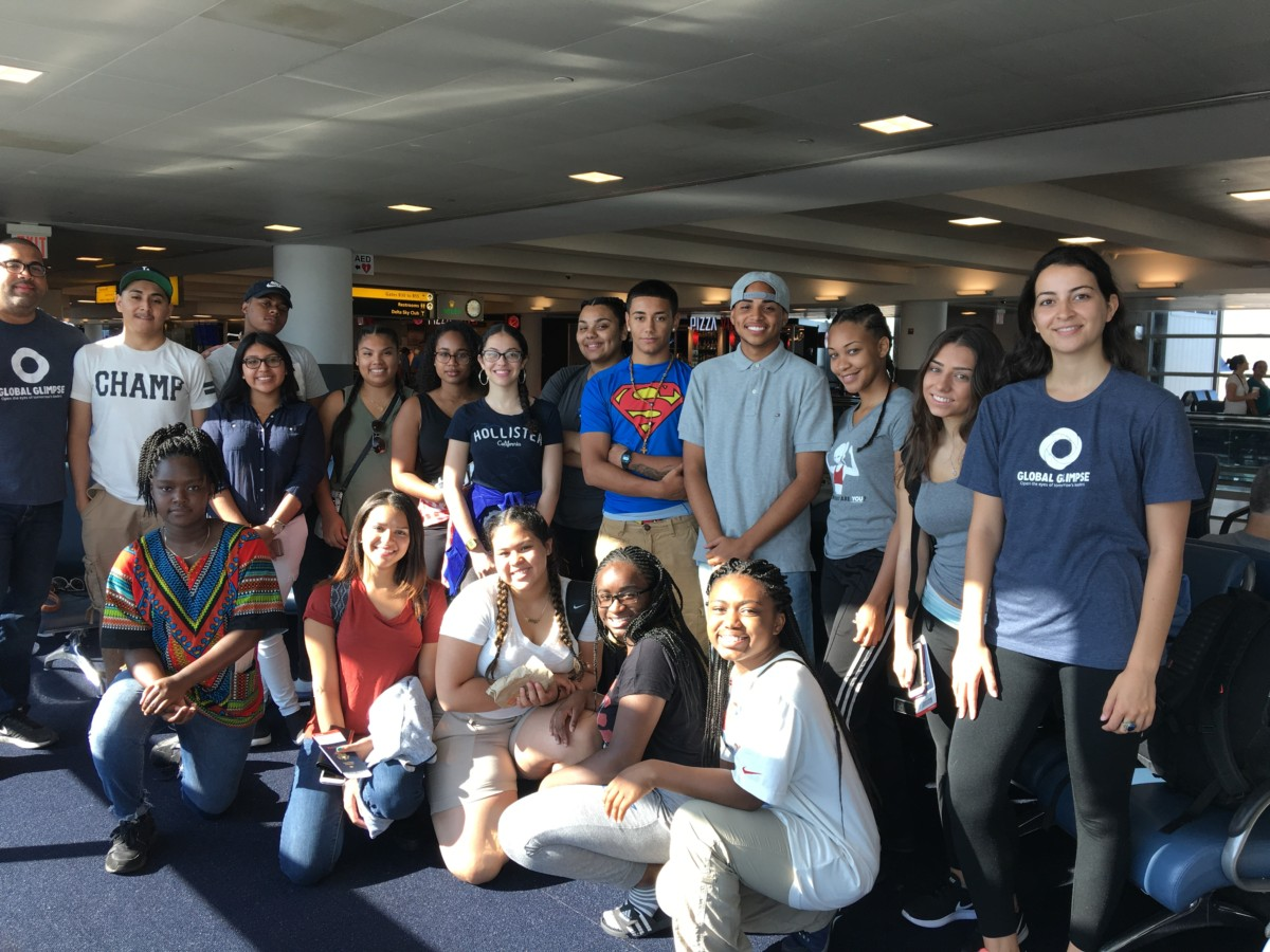 Granada Day 1: We Made It