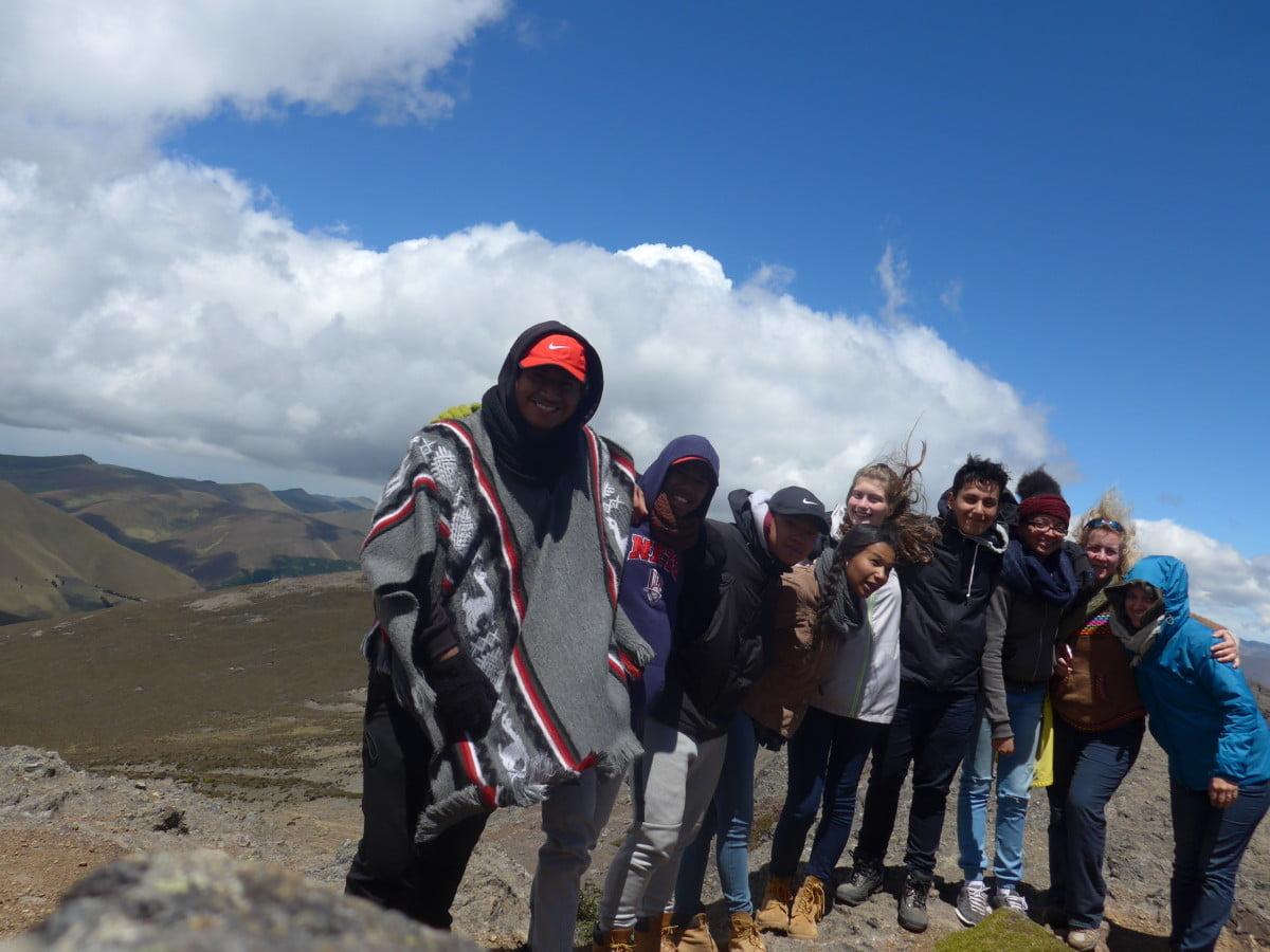 Our last experience: Chimborazo, Frida, Etc
