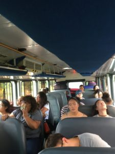 bus to Jinotega
