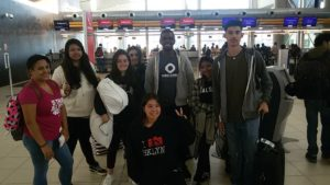 GGL Rashaad and Glimpsers happily land in Quito!