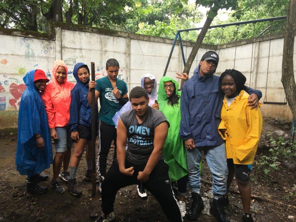 Playground Construction Crew