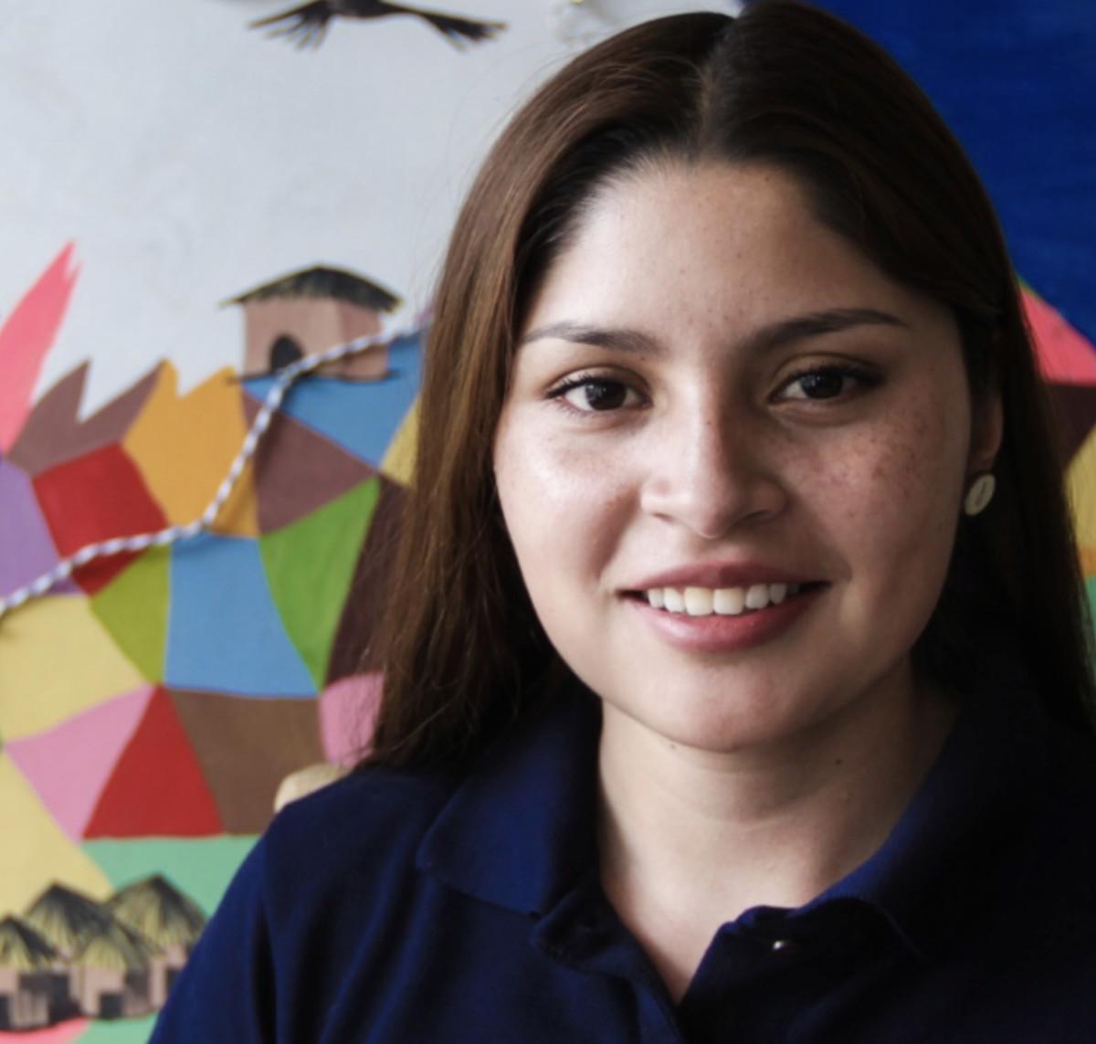 Global Glimpse Team - Ana María Villagómez