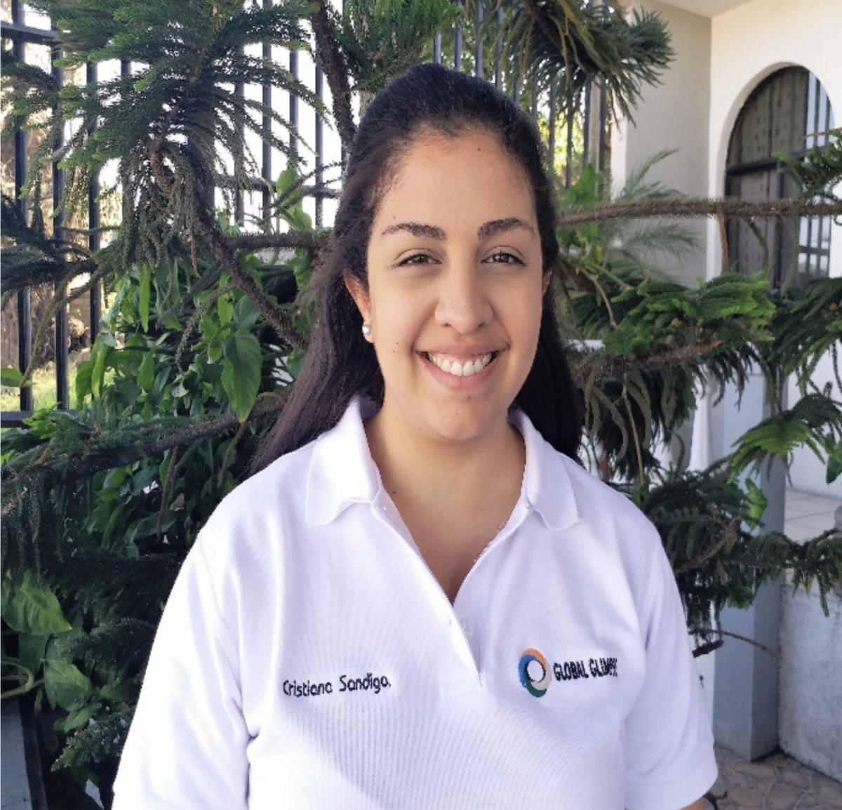 Global Glimpse Team - Cristiana Sandigo