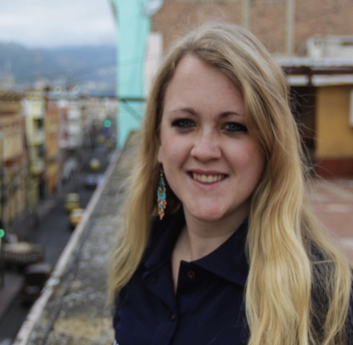 Global Glimpse Team - Stephanie Kridlo