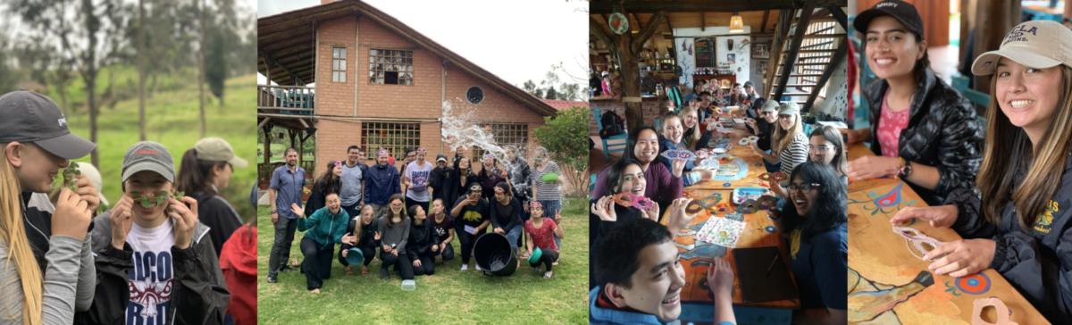 Gaining New Perspective in Guaranda, Ecuador
