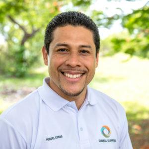 Global Glimpse Team Panama Miguel Cubas